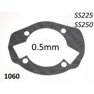 Guarnizione spessa 0,5mm base cilindro per kit SS225 di Casa Performance