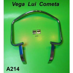 Parascudo anteriore cromato Lambretta Lui Vega Cometa