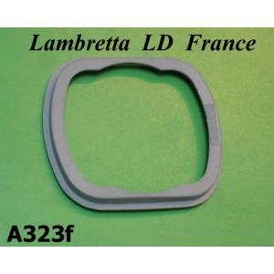 Guarnizione grigia per contachilometri Lambretta LD Francese