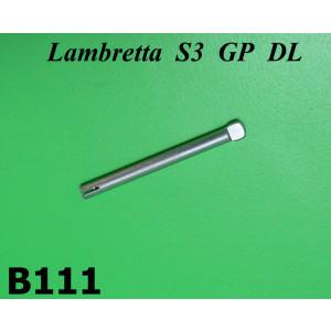 Perno sportellino bauletto porta oggetti Lambretta S3 + TV3 + Special + SX + DL + Serveta