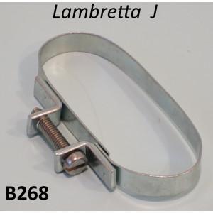 Fascetta soffietto filtro aria Lambretta J