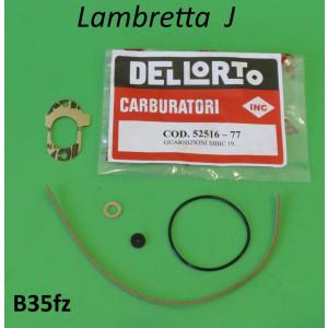 Kit guarnizioni carburatore (12mm + 16mm +19mm) Lambretta J