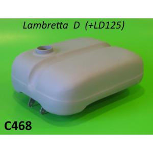 Serbatoio Lambretta D (+ adattabile LD125)