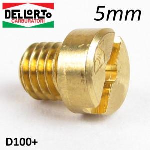 Getto 5mm carburatore Dell'Orto MA + MB + SH + SHB (getto max) + PHBL + PHBH (getto min)