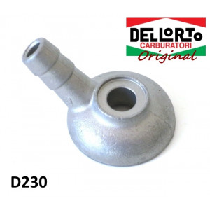 Pipetta per tubo benzina carburatore Dell'Orto SHB per Lambretta J