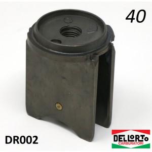Saracinesca ghigliottina No.40 per carburatore Dell'Orto VHSB 34mm