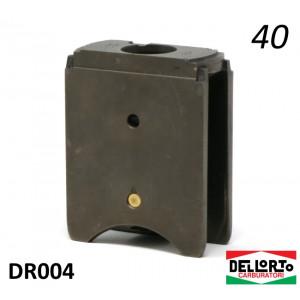 Saracinesca ghigliottina No.40 per carburatore Dell'Orto VHSB 39mm