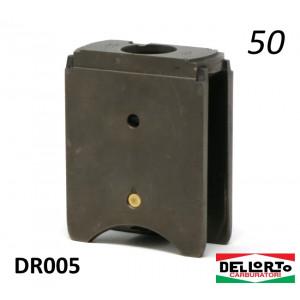 Saracinesca ghigliottina No.50 per carburatore Dell'Orto VHSB 39mm