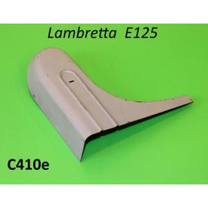 Prolunga pedana per scudo lato avviamento Lambretta E