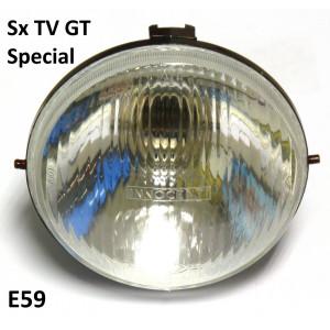 Parabola con vetro 'Innocenti' per Lambretta SX TV GT Special
