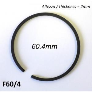 Fascia elastica (segmento) 60.4mm (altezza 2.0mm) tipo originale di alta qualità