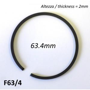 Fascia elastica (segmento) 63.4mm (altezza 2.0mm) tipo originale di alta qualità