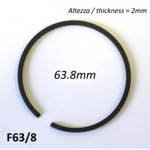 Fascia elastica (segmento) 63.8mm (altezza 2.0mm) tipo originale di alta qualità