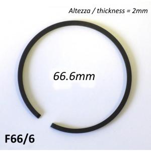 Fascia elastica (segmento) 66.6mm (altezza 2.0mm) tipo originale di alta qualità