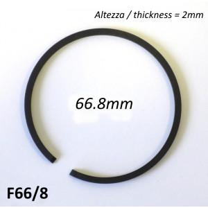 Fascia elastica (segmento) 66.8mm (altezza 2.0mm) tipo originale di alta qualità
