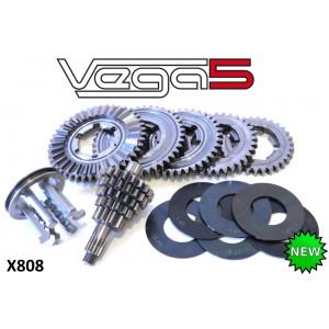 Cambio completo 5 marce 'Vega5' per tutti i modelli Lambretta J + Lui