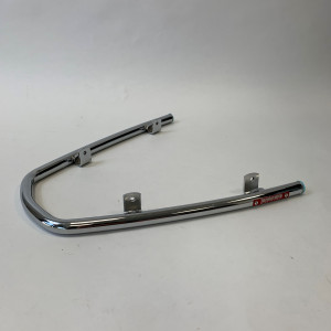 Paraurti anteriore cromato per Nuova Lambretta modello FLEX (PARAFANGO MOBILE)