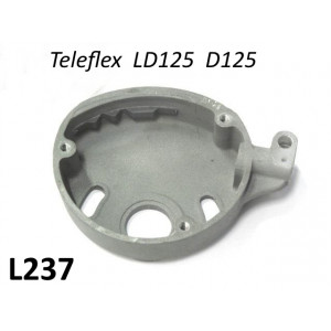 Scatola selettore cambio per Lambretta D125 & LD125 (modelli con 'Teleflex')