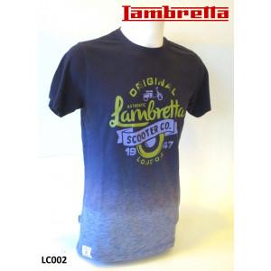 Maglietta originale Lambretta (modello 'Original 1947')