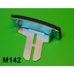 Pattino tendicatena superiore Teflon Lambretta S1 + S2 + S3 + SX + DL