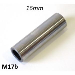 Spinotto per pistone 16mm di altissima qualità per Lambretta SX + DL200 + Casa185 + Casa225