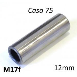 Spinotto pistone 12mm per kit elaborazione Casa Lambretta 75cc per J + Lui