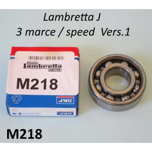 Cuscinetto SKF 6204 albero motore lato volano (V.1) Lambretta J50