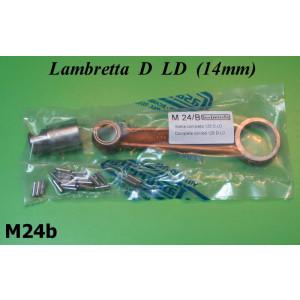 Biella completa Lambretta D + LD 125cc