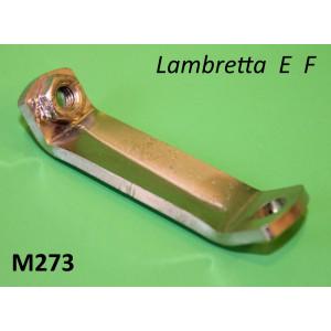 Staffa supporto marmitta Lambretta E + F