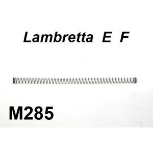 Molla richiamo frizione Lambretta E + F
