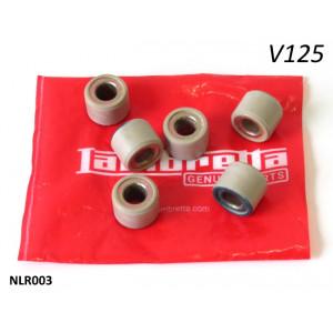 Set rullini per variatore trasmissione Lambretta V125 Special