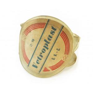 Portabollo in gomma Vetroplast. Nos. Universale Vespa + Lambretta