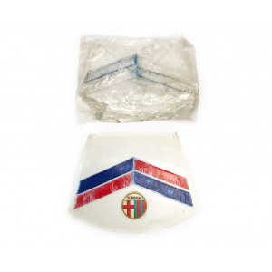 "Paraschizzi universale Metalplast ""FC Bologna"" Bianco - NOS"