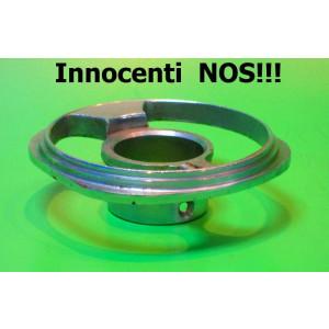 Anello cromato NOS originale manubrio/scudo Lambretta S2