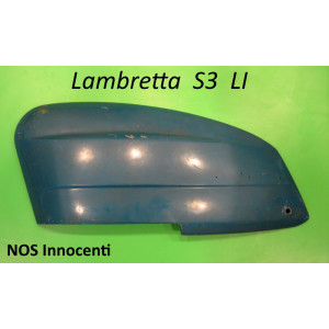 Cofano lato sinistro ORIGINALE NOS Innocenti per Lambretta S3 + TV3