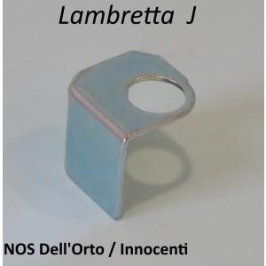 Staffa supporto comando aria NOS Innocenti / Dell'Orto per carburatore SHB Lambretta J