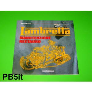Manuale di restauro Lambretta di Vittorio Tessera (versione italiana)