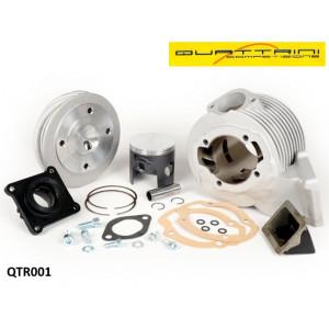 Kit cilindro Quattrini 210cc per Lambretta S1 + S2 + TV2 + S3 + Special + SX + TV3 + DL+ Serveta (125/150/175cc)