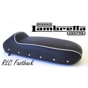 Sella sportiva 'RLC Fastback' Lambretta S1 S2 S3 GP DL Serveta