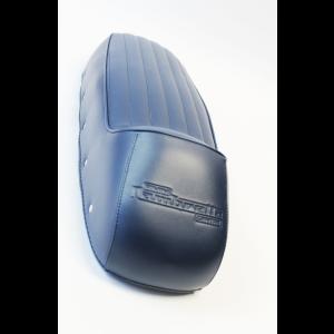 Sella sportiva RLC Fastback Blu per Lambretta S1 + S2 + S3 + DL + Serveta