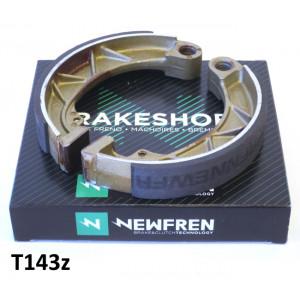 Ganasce freno NewFren Lambretta S1 + S2 + S3 + SX + Serveta