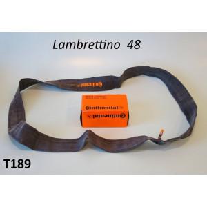 Camera d'aria Continental 2 x 22 Lambrettino 48