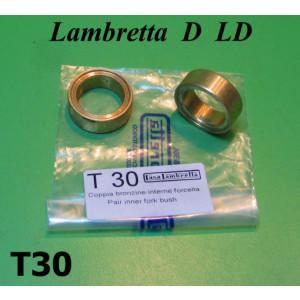 Bronzine leva reazione Lambretta D + LD + F