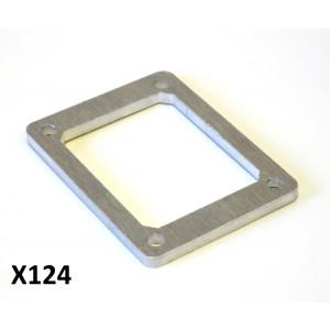 Spessore Casa Performance 5mm per alzare pacco lamellare kit cilindro SS200 + SS225