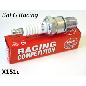 Candela di accensione RACING NGK B8EG passo lungo