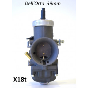 Carburatore Dell'Orto VHSB 39mm Racing (con taratura generica)