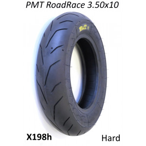 "Pneumatico PMT Road / Race 3.50 x 10"" tyre (mescola 'Hard')"