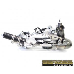 Motore completo Casa Performance SSR265 Scuderia per Lambretta S1 + S2 + S3 + SX + DL + Serveta