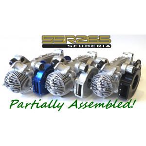Motore Casa Performance SSR265 Scuderia parzialmente assemblato per Lambretta S1 + S2 + TV2 + S3 + Special + TV3 + SX + DL + Serveta