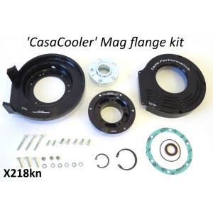 Kit Casa Performance CasaCooler Nero per Lambretta S1 + S2 + TV2 + S3 + TV3 + Special + SX + DL + Serveta